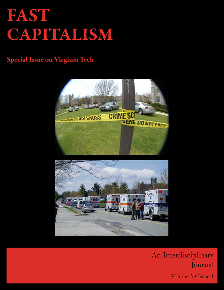 Fast Capitalism - Volume 3, Issue 1 Cover