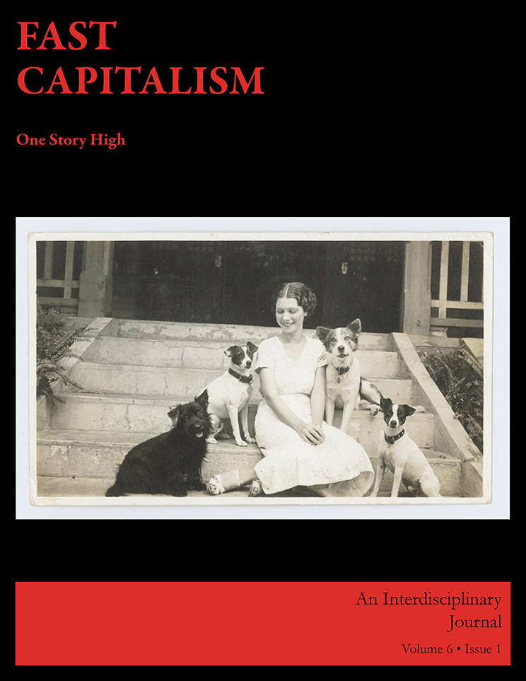 Fast Capitalism - Volume 6, Issue 1 Cover